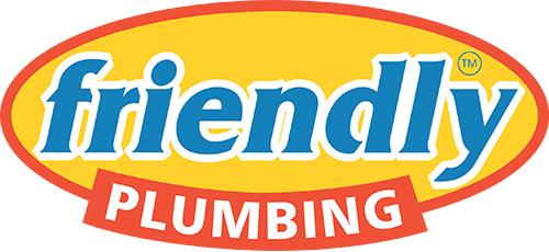 Friendly Plumbing Logo